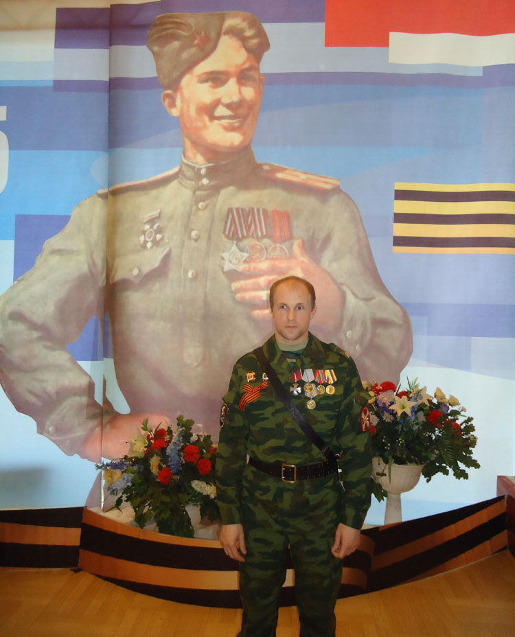 Sambist Dmitry Samokhvalov Who Lost Sight In The Line Of Duty Doesn't Yield To Hardships
