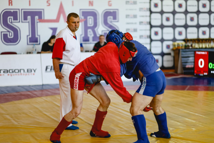 How Combat SAMBO Has Promoted The II European Games in Minsk