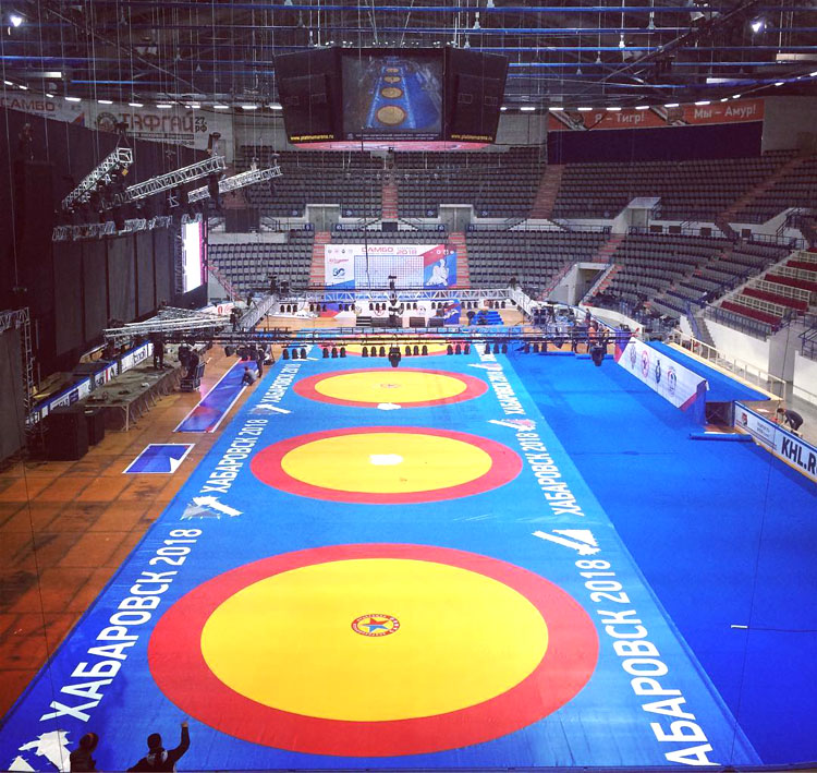 The 2018 SAMBO Championships Of Russia in Khabarovsk: On The Eve Of The Start