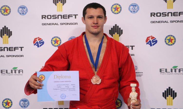 Дмитрий ГЕРАСИМЕНКО (Сербия)
